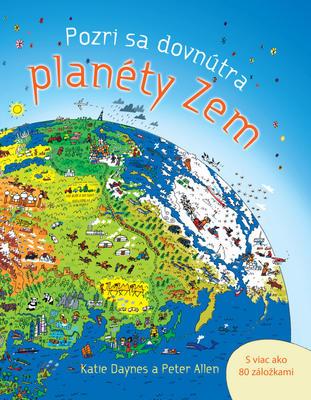 Pozri sa dovnútra planéty Zem