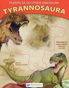 Obrázok Pozrite sa do útrob dinosaura Tyrannosaura