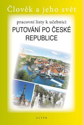 Obrázok Pracovní listy k učebnici Putovnání po České republice