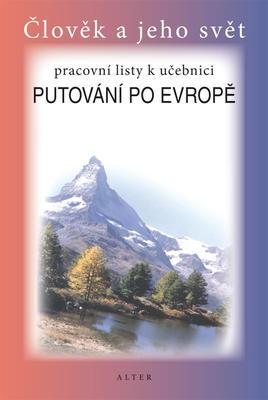 Obrázok Pracovní listy k učebnici Putovnání po Evropě
