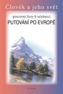 Obrázok Pracovní listy k učebnici Putování po Evropě