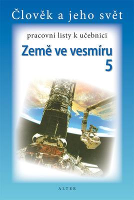 Obrázok Pracovní listy k učebnici Země ve vesmíru 5
