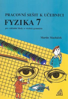 Obrázok Pracovní sešit k učebnici Fyzika 7