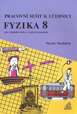 Obrázok Pracovní sešit k učebnici Fyzika 8