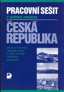 Obrázok Pracovní sešit k učebnici zeměpisu Česká republika