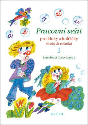 Obrázok Pracovní sešit pro kluky a holčičky druhých roč. I,  k učebnici Českého j. 2