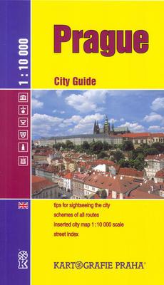 Obrázok Prague City Guide 1:10 000