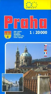 Obrázok Praha 1:20 000
