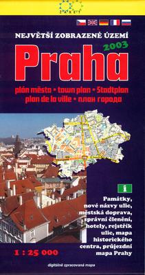 Obrázok Praha 2003