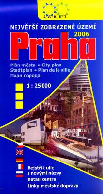 Obrázok Praha 2006 Největší zobrazené území