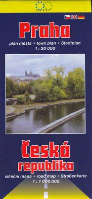 Obrázok Praha + Česká republika