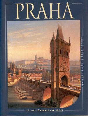Obrázok Praha - Dějiny měst