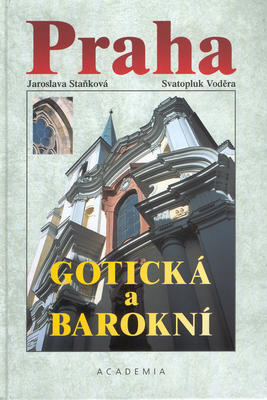 Obrázok Praha gotická a barokní