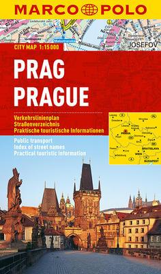 Obrázok Praha - lamino MD 1:15 000
