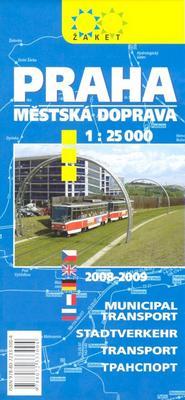 Obrázok Praha městská doprava