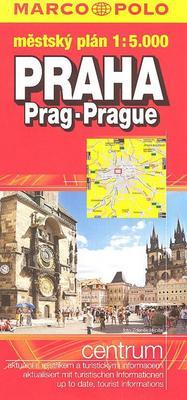 Praha Prag Prague 1:5 000