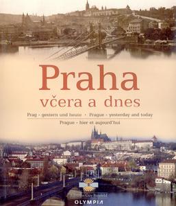 Obrázok Praha včera a dnes