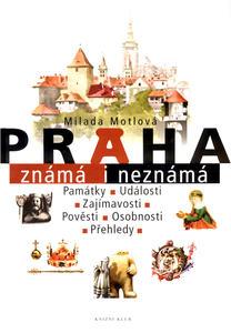 Obrázok Praha známá i neznámá