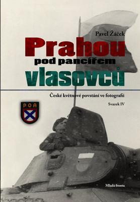 Obrázok Prahou pod pancířem Vlasovců