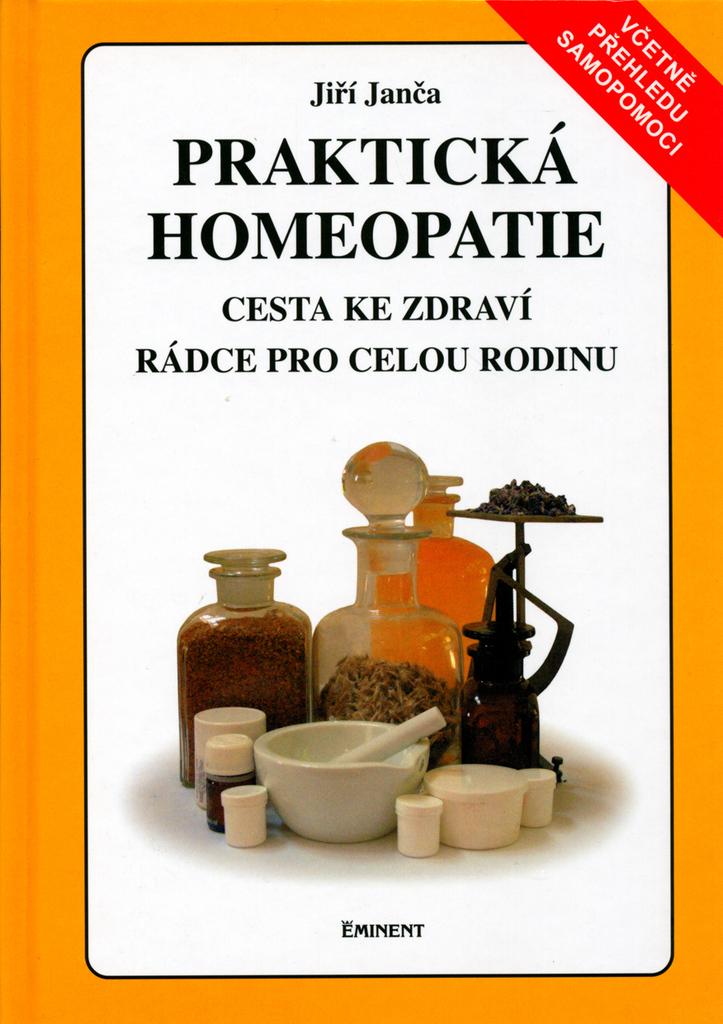 Praktická homeopatie - Ing. Jiří Janča