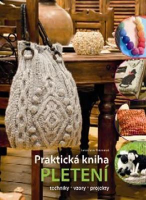 Obrázok Praktická kniha pletení