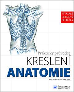 Obrázok Praktický průvodce kreslení Anatomie