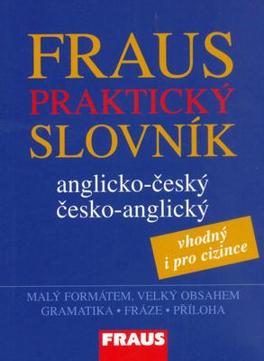 Obrázok Praktický slovník anglicko - český, česko - anglický