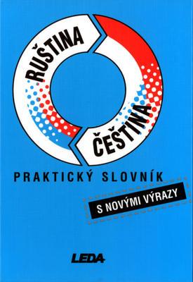 Obrázok Praktický slovník Ruština Čeština