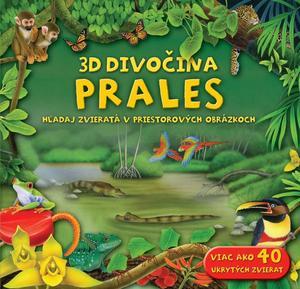 Obrázok Prales 3D Divočina