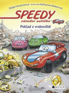 Obrázok Speedy závodní autíčko Poklad z vrakoviště