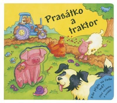 Prasátko a traktor