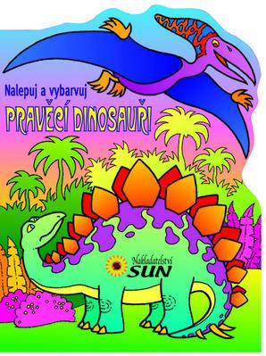 Obrázok Pravěcí dinosauři
