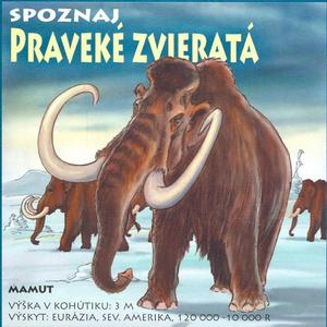 Obrázok Praveké zvieratá