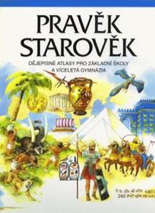 Obrázok Pravěk, Starověk dějepisné atlasy pro základní školy a víceletá gymnázia
