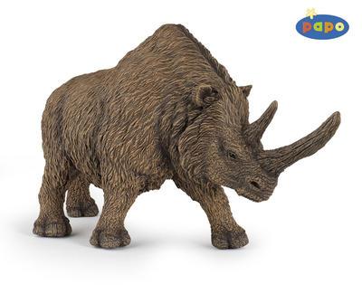 Obrázok Pravěký nosorožec Wollnashorn