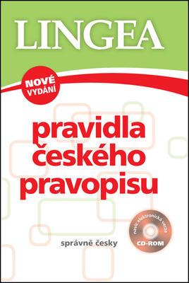 Obrázok Pravidla českého pravopisu