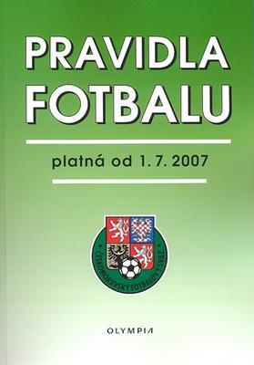 Obrázok Pravidla fotbalu