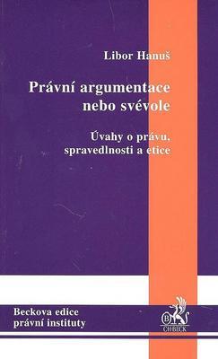 Obrázok Právní argumentace nebo svévole