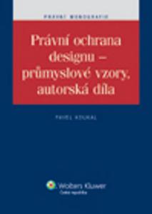 Obrázok Právní ochrana designu - průmyslové vzory, autorská díla