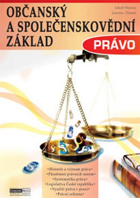 Obrázok Právo (cvičebnice Řešení)
