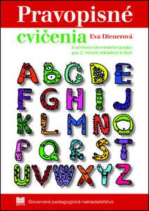 Obrázok Pravopisné cvičenia k učebnici slovenského jazyka pre 2. ročník základných škôl