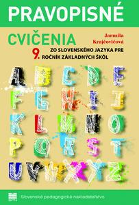 Obrázok Pravopisné cvičenia zo slovenského jazyka pre 9.ročník základných škôl