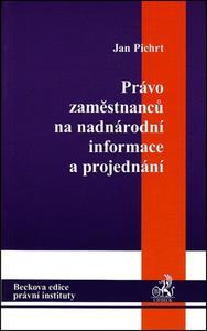 Obrázok Právo zaměstnanců na nadnárodní informace a projednání