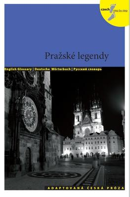 Obrázok Pražské legendy