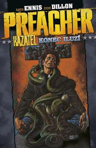 Obrázok Preacher Kazatel konec iluzí