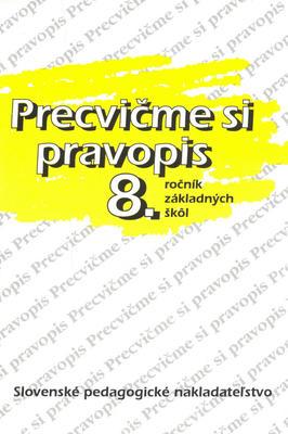 Obrázok Precvičme si pravopis 8.