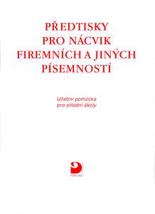 Obrázok Předtisky pro nácvik firemních a jiných písemností