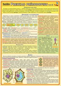 Obrázok Prehľad prírodopisu pre ZŠ (1.diel)