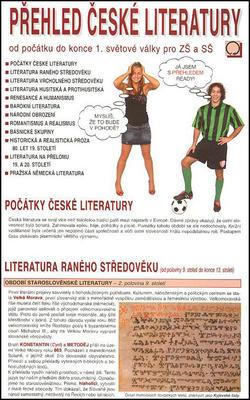 Obrázok Přehled české literatury