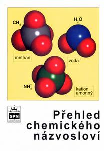 Obrázok Přehled chemického názvosloví